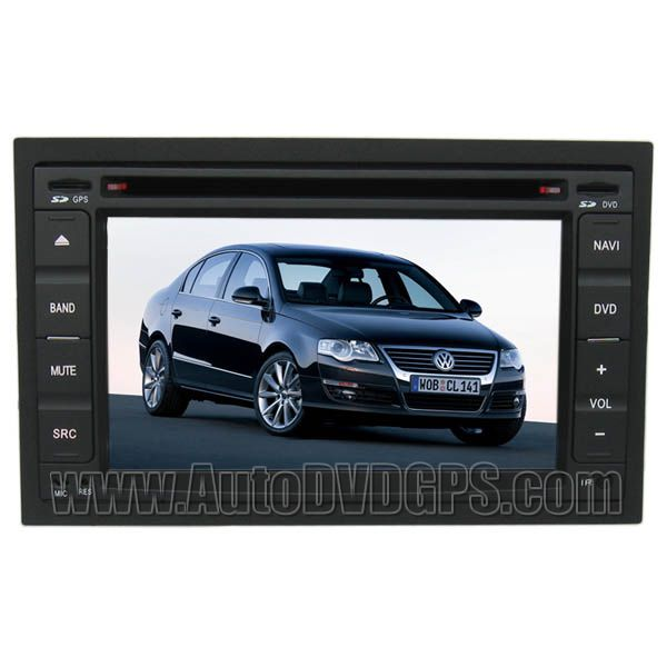 VW GOLF Ⅳ & Bora DVD Player with GPS Navigation system
