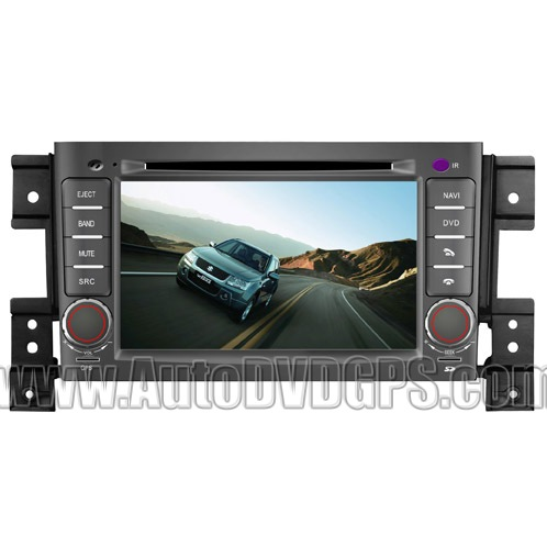 7 Inch Digital touchscreen DVD player with in-dash Navigation/ PIP Bluetooth iPod for Suzuki Grand Vitara