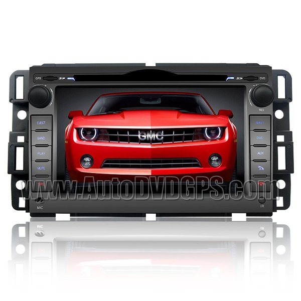 "Chevrolet/Buick/Saturn/GMC Series DVD GPS Player with 7"" Touch screen and Bluetooth ipod CAN-BUS"