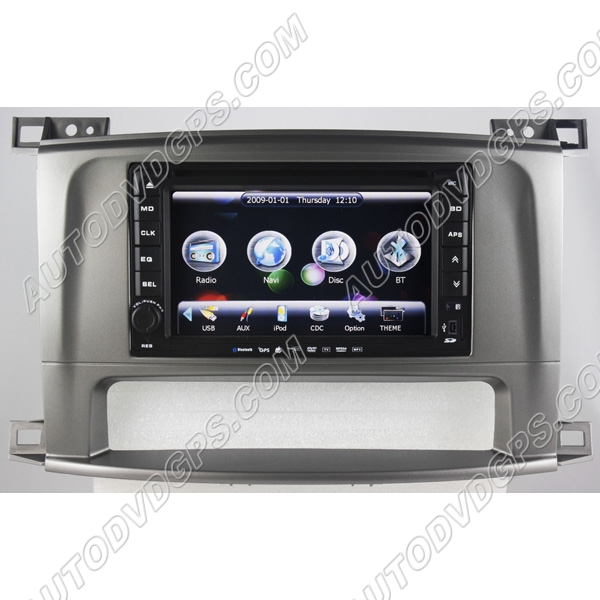 Toyota LandCruiser 4700 Bluetooth ipod