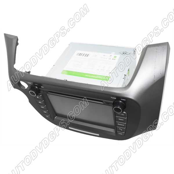Honda NEW FIT OEM Aftermarket Navigation Overview