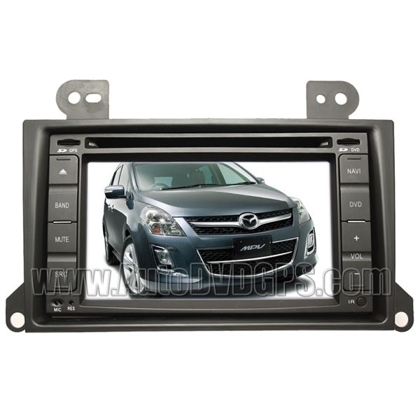 Mazda MPV 2000-07 DVD GPS Navigation Player with Digital Touchscreen