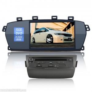 ql-ods604: car dvd gps navigation for 2008 honda odyssey ... honda odyssey navigation dvd player furthermore wiring harness overhead dvd player wiring diagram for gm #9