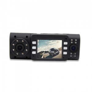 X4000 Dual Camera Car DVR Blackbox