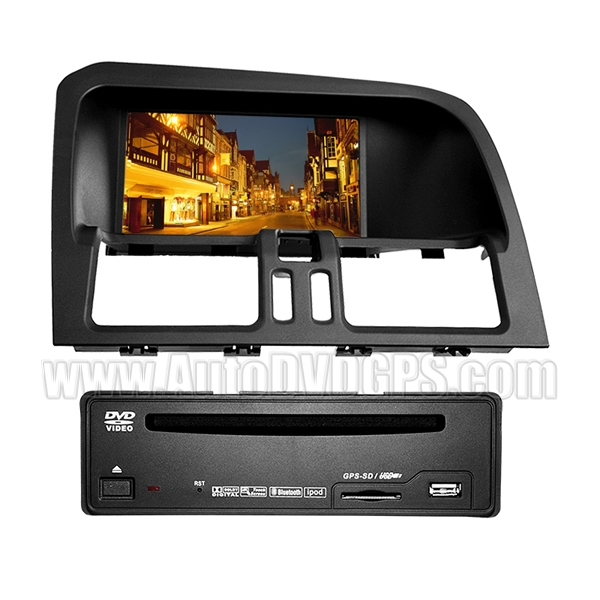 autodvdgps 7 inch digital touch screen volvo xc60. Black Bedroom Furniture Sets. Home Design Ideas