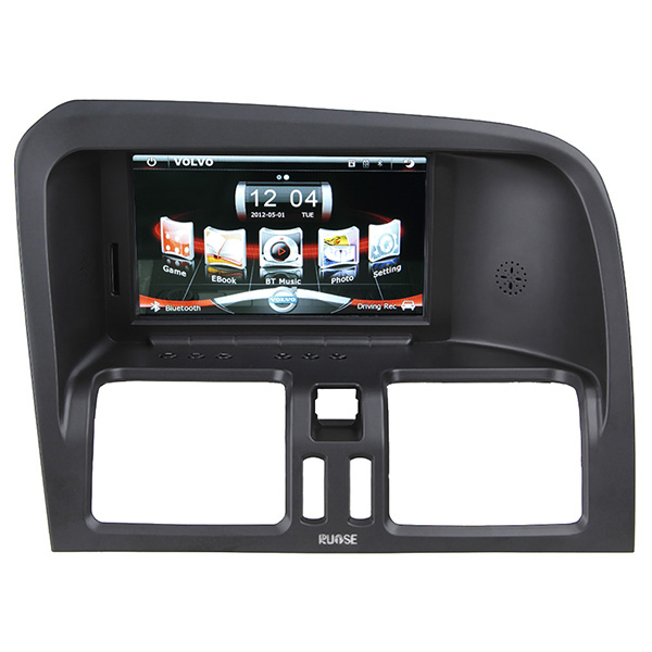 Upgrade Multimedia Navigation System for 2008-2011 Volvo XC60 with